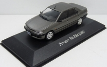 MAGAZINE ARGAQV21 1998 PEUGEOT 306 XRD. DARK GREY