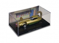 MAGAZINE BAT079 1:43 BATMAN *CATMOBILE*. GOLD