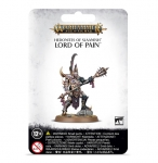 WARHAMMER 99070201026 HEDONITES OF SLAANESH: LORD OF PAIN