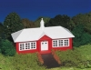 BACHMANN 45133 SCHOOL HOUSE HO