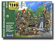 REVELL 02522 GERMAN ARMY CRISIS REACTION 1:72