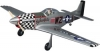 TOPFLITE  FLITE P 51 D MUSTANG ARF 1-5 SCALE