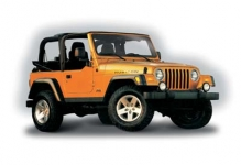 MAISTO 31663 JEEP WRANGLER RUBICON 1:18 DEEP BLUE, RED OR YELLOW