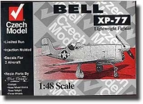 CZECHMODEL 4803 BELL XP 77 1:48