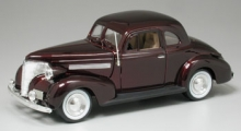 MOTORMAX 73247 CHEVROLET COUPE 1939 1:24