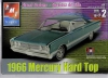 AMT 38161 MERCURY HARD TOP 1966 1:25