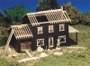 BACHMANN 45191 HOUSE UNDER CONSTRUCTION KIT HO