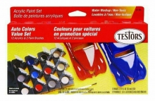 TESTORS 9185 AUTO COLOR VALUE SET