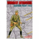 DRAGON 1601 1/16 WEHRMACHT OFFICER EASTERN FRONT 1943 (D)