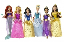MATTEL G7932 BARBIE PRINCESAS