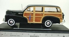 WELLY 19848 1948 CHEVY FLEETMASTER 1:18