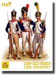 HAT 8095 1:72 NAPOLEONIC FRENCH INFANTRY