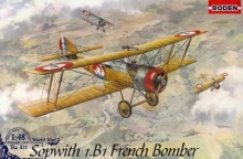 RODEN 411 SOPWITH 1 B1 FRENCH BOMBER 1:48