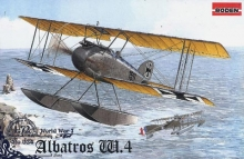 RODEN 034 ALBATROS W 4 ( LATE) 1:72