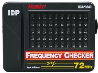 HOBBICO HCAP 0340 72 MHZ RADIO FREQUENCY CHECKER