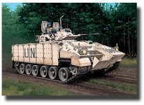 REVELL 03144 1:72 WARRIOR MCV TANK W/ADD-ON ARMOUR