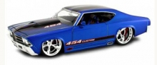 JADA 90056 BLK 1/24 69 CHEVY CHEVELLE SS COLORES SURTIDOS