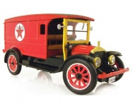 SIGNATURE 32322 1:32 WHITE DELIVERY VAN ( 1920 ) TEXACO