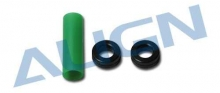 ALIGN H50083T-83 FEATHERING SHAFT SLEEVE SET GREEN