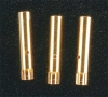 GREATPLANES GPMM 3111 GOLD BULLET CONNECTOR FEMALE 2 MM (3)