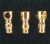 GREATPLANES GPMM 3112 GOLD BULLET CONNECTOR MALE 3.5 MM (3)