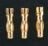 GREATPLANES GPMM 3114 GOLD BULLET CONNECTOR MALE 4 MM (3)