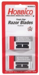 HOBBICO HCAR 0212 SINGLE EDGE RAZOR BLADES (10)