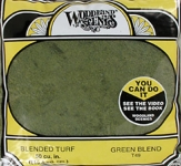 WOODLAND T 49 BLENDED TURF GREEN 30 OZ.