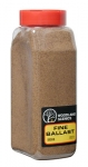 WOODLAND B 1372 FINE BALLAST BROWN 30 OZ.