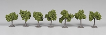 WOODLAND TR 1501 ASSEMBLED TREE MEDIUM GREEN 1-1/4