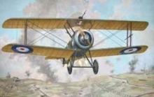 RODEN 052 1:72 SOPWITH TF 1 CAMEL TRENCH FIGHTER