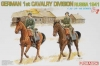 DRAGON 6216 1:35 WWII GERMAN CAVALRY DIV