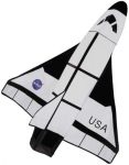 GAYLA 1327 3D SPACE SHUTTLE 40