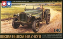 TAMIYA 32542 1:48 RUSSIAN FIELD CAR GAZ 67 B