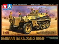 TAMIYA 32550 1:48 GERMAN SD.KFZ.250/3 GREIF