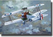 RODEN 051 SOPWITH CAMEL COMIC 1:72