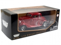MOTORMAX 73217 1:24 FORD COUPE HARDTOP 1934