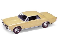 WELLY 22092 1:24 PONTIAC GTO 1965