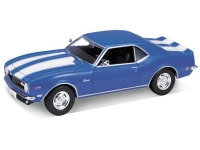 WELLY 22448 1:24 CHEVY CAMARO 1968