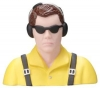 GREATPLANES GPMQ 9017 PILOT 1-5 SPORT YELLOW