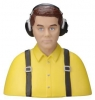GREATPLANES GPMQ 9064 PILOT 1-5 CIVILIAN YELLOW