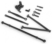 HPI 85257 SUSPENSION ROD SET WHEELY KING