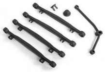 HPI 85263 ARM ROD STEERING SET WHEELY KI
