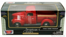 MOTORMAX 73234 1:24 FORD PICKUP 1940