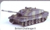 EASY 35010 1:72 BRITISH CHALLENGER II BRITISH ARMY