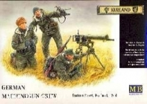 MB 3526 1:35 GERMAN MACHINE GUNNERS 1944