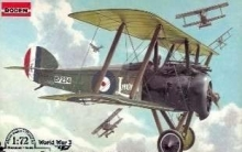 RODEN 053 1:72 SOPWITH CAMEL TF1 W/BENTLEY