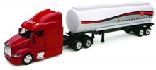 NEWRAY 15423 1:43 PETERBILT 387 OIL TRAN