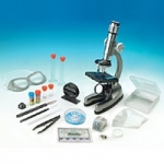 EDUTOYS MS 601 100X-900X ZOOM MICROSCOPE WITH LIGHT & PROJECTOR