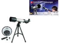 EDUTOYS TS 057 18-180X ASTROLON TELESCOPE WITH TABLE TOP TRIPOD